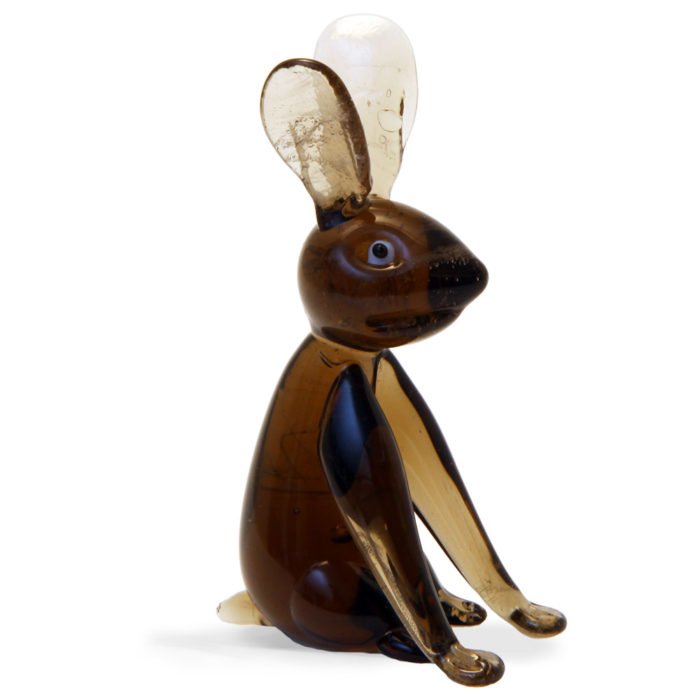 Large Glass Hare