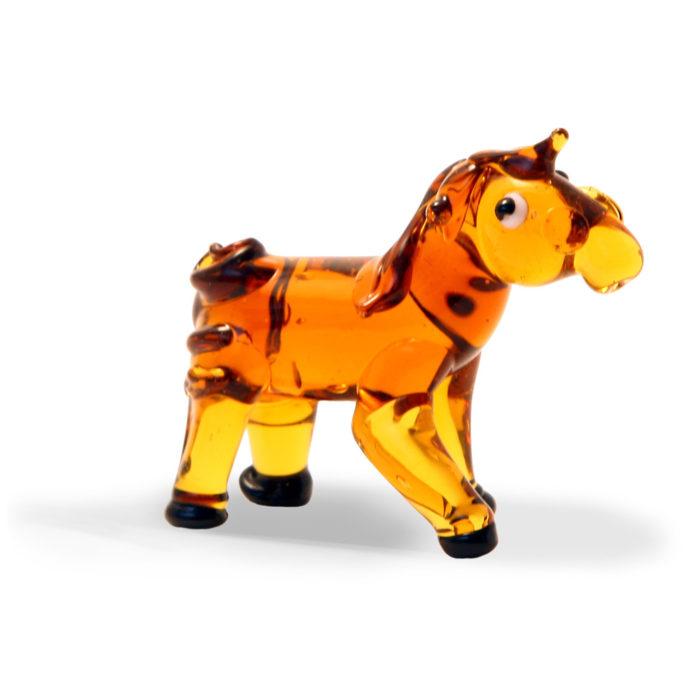 Small Glass Pony