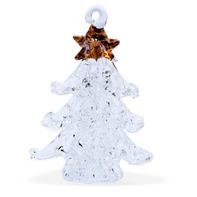 Gold Star Six branch Christmas Tree